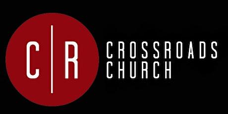 Crossroads Aug 16  Gathering - 9:30AM tickets