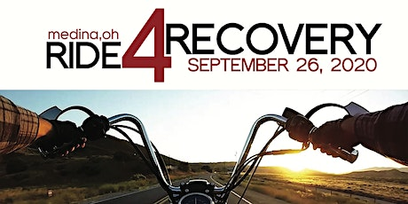 2020 Ride 4 Recovery tickets