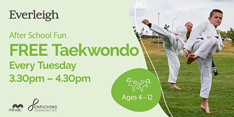 Free Taekwondo Skills After School tickets
