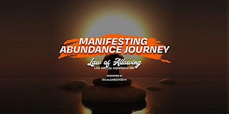 30 Day Manifesting Abundance Journey tickets