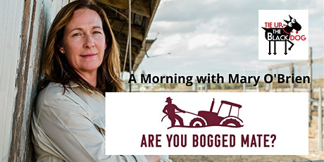 A Morning with Mary O'Brien tickets