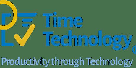 TimeSmart Productivity Workshop tickets