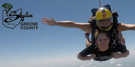 Skydiving Giveaway tickets