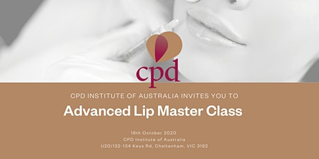 Advanced Lip Master Class tickets