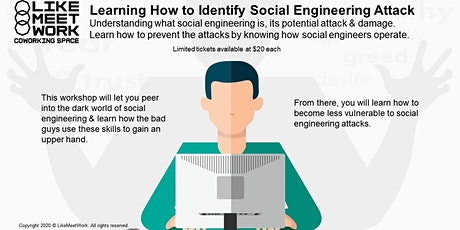 Learn How to Identify Social Engineering Attacks #socialengineering tickets