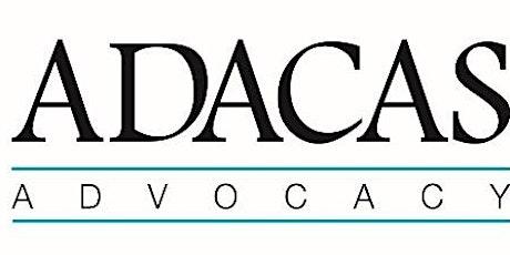 ADACAS National Redress Scheme Information Session tickets