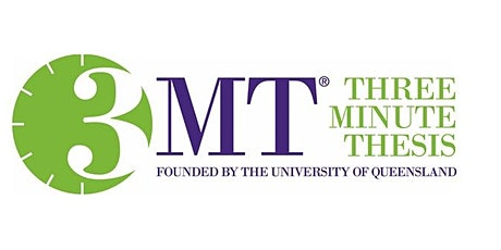 Three Minute Thesis (3MT®) Finals Showcase tickets