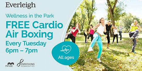 Cardio Air Boxing at Everleigh Park tickets