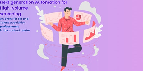 Next-gen automation for high-volume screening tickets