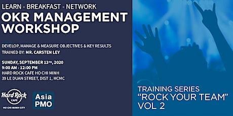 OKR Management Workshop tickets