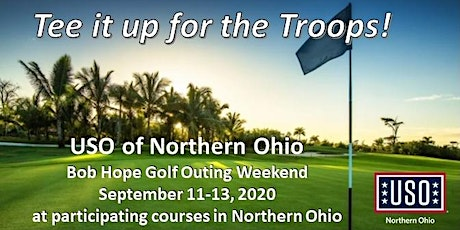 USO of Northern Ohio Benefit Golf Weekend tickets