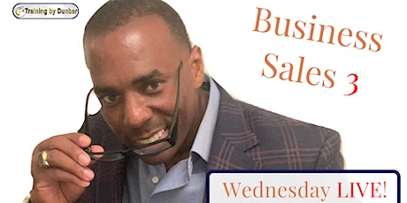 Business Sales 3 -The Sales Process UNplugged! tickets