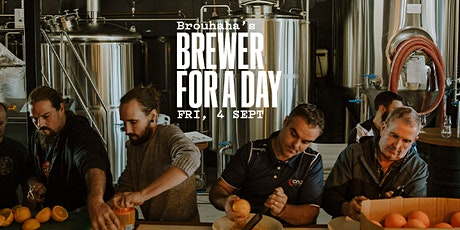 Brewer for a Day tickets