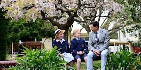 Virtual Open Morning - Junior School - The Hamilton and Alexandra College tickets