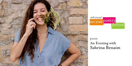 San José Poetry Festival | An Evening with Sabrina Benaim tickets