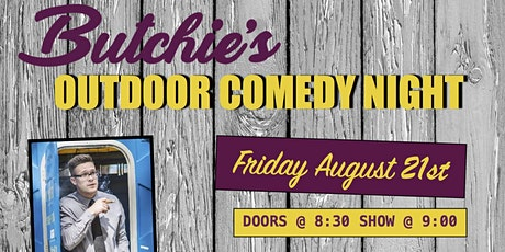 Butchie's Comedy Night tickets