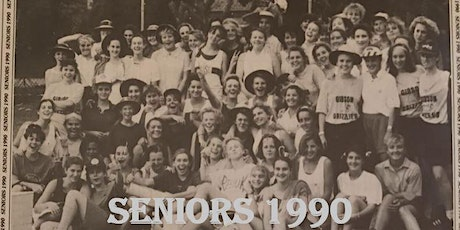 Clayfield College Seniors of 1990 - 30th Reunion tickets