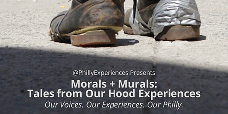 Philly Experiences: Morals + Murals:  Tales from Our Hood tickets