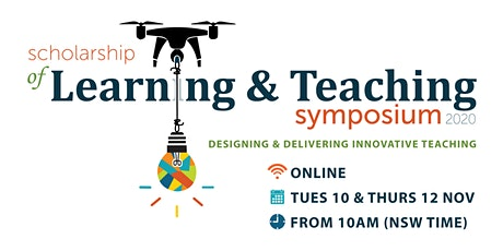 Scholarship of Learning & Teaching Symposium 2020 tickets