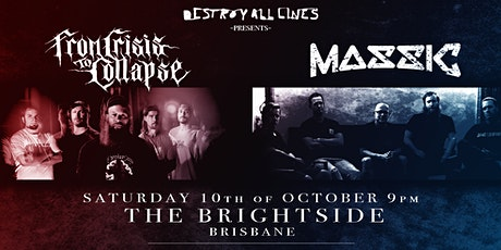 From Crisis to Collapse & Massic tickets