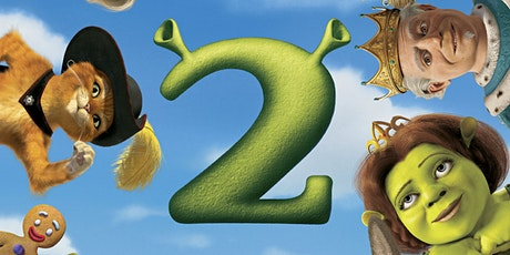 """""""Shrek 2"""" at the Drive In tickets"""