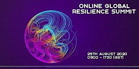 ONLINE GLOBAL RESILIENCE SUMMIT tickets