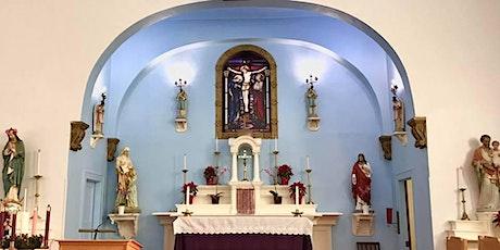 8/16 Sunday Mass • 主日彌撒 • Thánh Lễ - Solemnity of the Assumption of Mary tickets