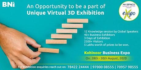 KOHINOOR BUSINESS EXPO | Hyderabad tickets