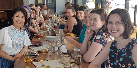 The Sewcalists spring meet up - dress to impress, drink and chat! tickets