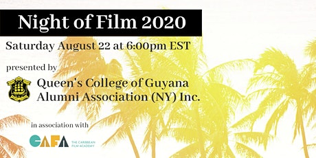 Night of Film 2020 tickets
