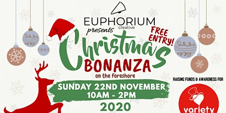 Christmas Bonanza 2020 tickets