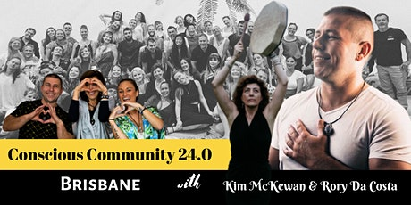 Conscious Community  Brisbane 24.0 tickets