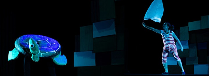 """Imagen de Cia. Tolón Tell ON  """"EN EL AGUA"""" Teatro (MENUTSBARRIS )"""