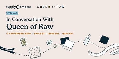 SupplyCompass In Conversation With Queen Of Raw Tickets