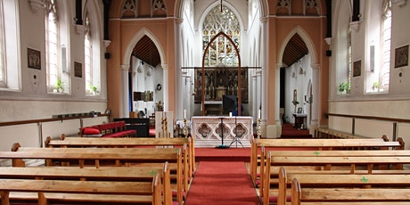 Thursday 12.15pm Mass at St Joseph's (20th Week of the Year) tickets