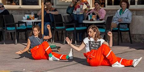 Entre marche et danse, dans les rues de Paris billets