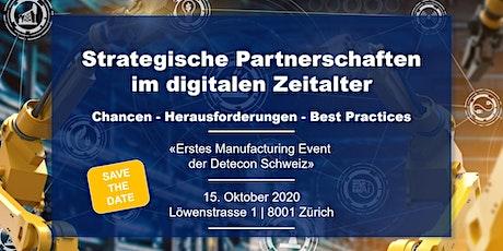 Strategische Partnerschaften im digitalen Zeitalter Tickets
