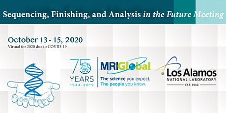 15th Annual Sequencing, Finishing, & Analysis in the Future (SFAF) Meeting tickets