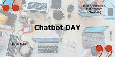 Chatbot DAY - Texten, umsetzen, verbessern, Fragen stellen Tickets