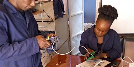 CCTV Installation Over IP & Basic Networking Skills tickets