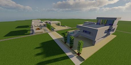 MediaMarkt* Minecraft: Wir bauen die Stadt der Zukunft Tickets