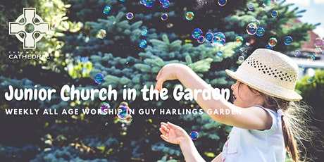 Junior Church in the Garden tickets