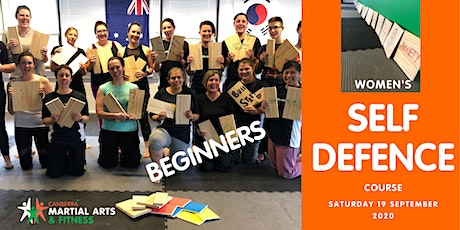 Women's Self Defence Course (Beginners) tickets