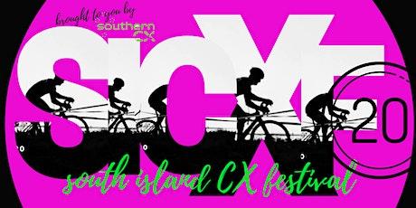 SICXF20 - South Island CX Festival 2020 tickets