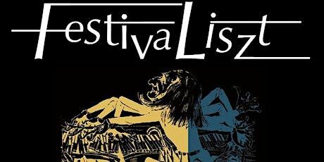 XVIII Festival Liszt  - Anteprima Festival biglietti