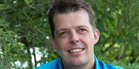 Een avond over de kracht van positieve psychologie met Mark Verhees Tickets