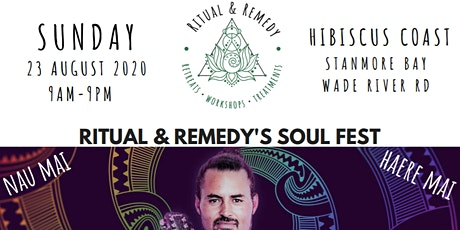 Sunday Soul Festival with Ritual & Remedy - 23 AUG. 2020 tickets