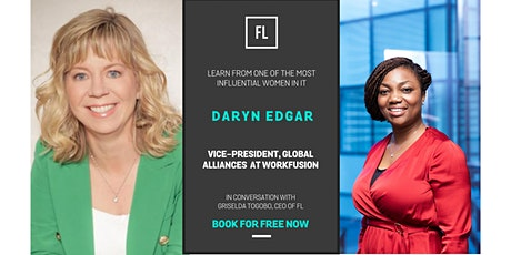 In Conversation With Daryn Edgar, Digital Business Leader tickets