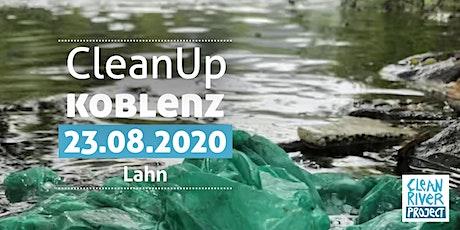 CleanUp Lahnstein Tickets
