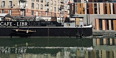 Croisière piétonne le long du Canal St-Denis billets
